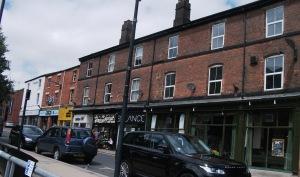 Devonshire street. Its viability now under threat
